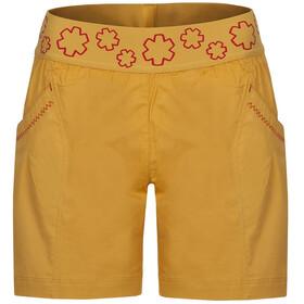 Ocun Pantera Shorts Women Golden Yellow